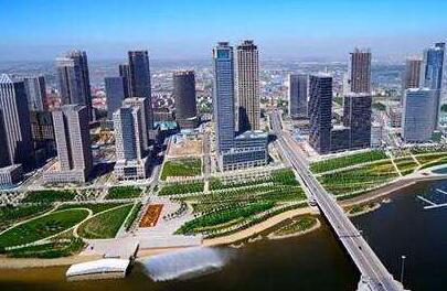 天津首个智慧城市时空大数据平台开建