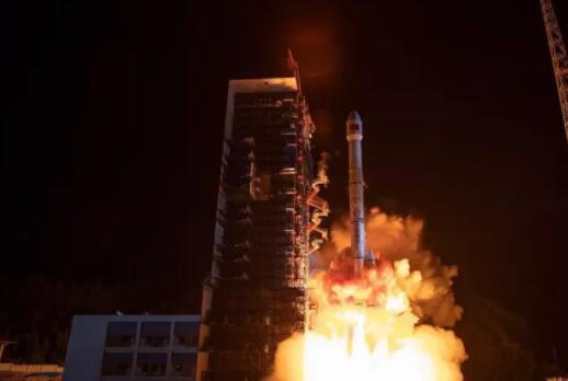 长三乙火箭成功发射通信技术试验卫星四号