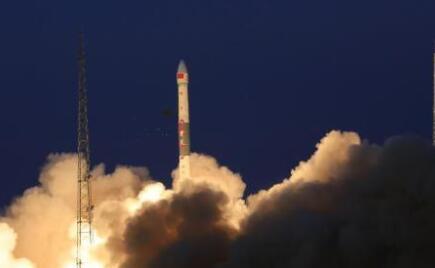 快舟一号一周双箭,成功发射两颗全球多媒体卫星