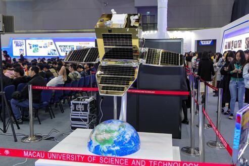 """澳门首颗科技试验卫星""""澳科一号""""2021年发射"""