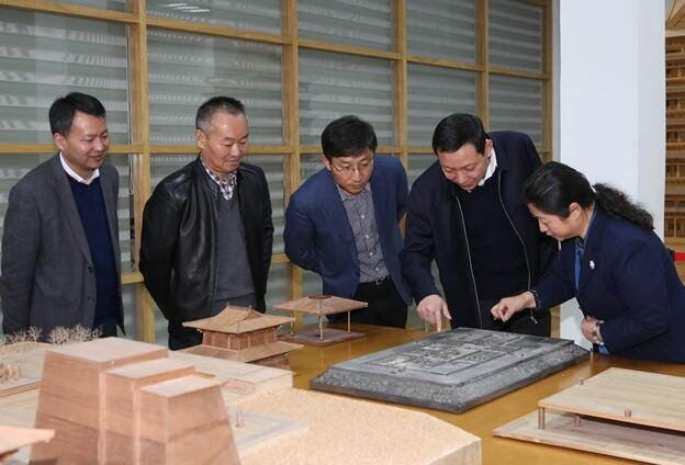 陕西省级以上文保单位区划地形测绘项目启动,历时3年分3批完成