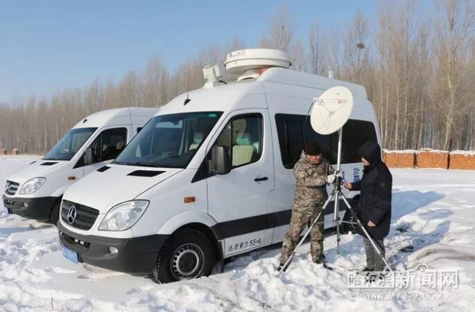全球商业遥感卫星接收站国内首站落户哈尔滨道里