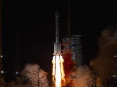 我国成功发射第五十四颗北斗导航卫星
