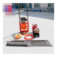 供应小型地质勘探钻机QZ-2B型汽油机轻便取样钻机