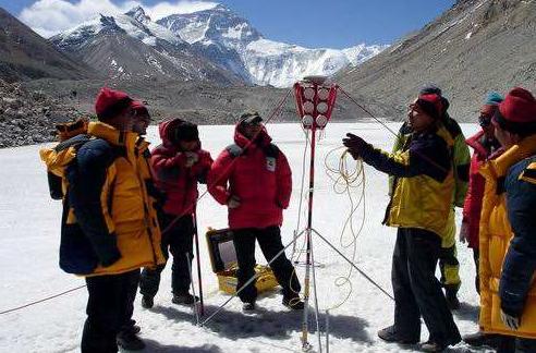 中国首次进行珠峰航空遥感综合测量! 航空相机与激光雷达相结合获取三维地形数据
