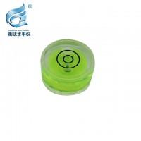 供应经纬仪圆气泡 水准仪圆气泡 高精度水平气泡