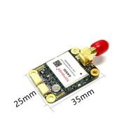 供应高精度定位gps模块差分GPS定位方案 无人机GPS ZED-F9P RTK流动站模块 UBLOX